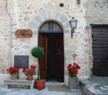 vacation apartments in the village of Torniella